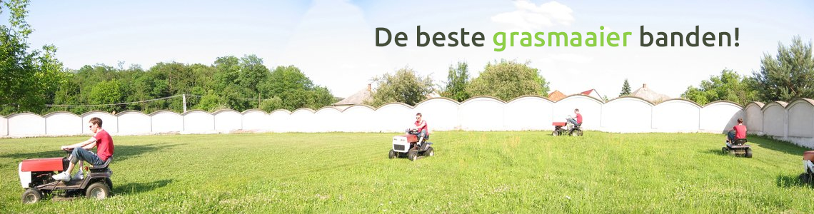 De beste grasmaaier banden